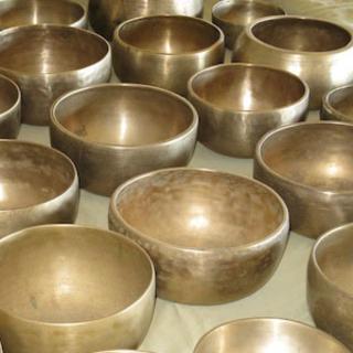 Meditation name: 33 Bowls Tibetan Singing Bowls: Morning