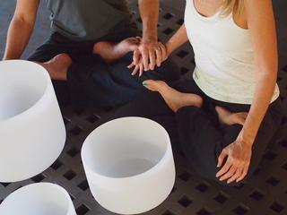 Meditation name: Progressive Crystal Bowl Meditation