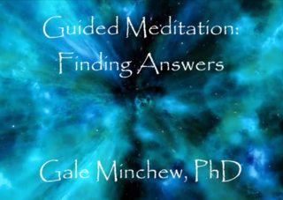 Meditation name: Finding Answers