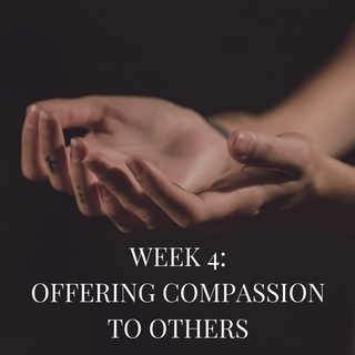 Meditation name: Week Four: Compassion Towards Others
