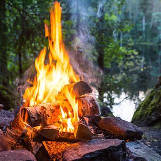 Meditation name: Nature Sounds: Campfire & Stream 30 mins