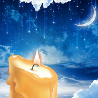 Meditation name: Sleep Meditation: The Sleepy Candle
