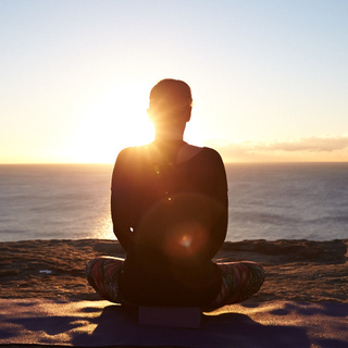 Meditation name: Grounding Visualisation For Stress And Anxiety