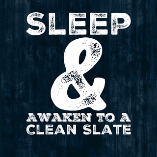 Meditation name: Sleep Meditation: Awaken to a Clean Slate