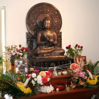 Meditation name: Talk: Keeping the Buddha in Mind