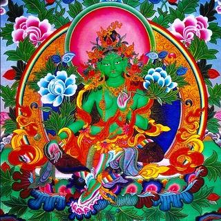 Meditation name: Green Tara Mantra