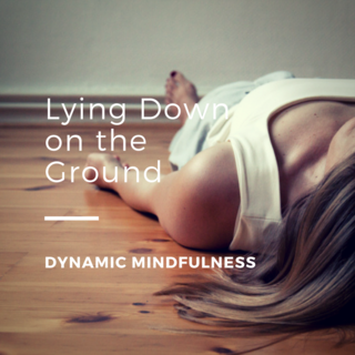 Meditation name: Lying Down on the Ground