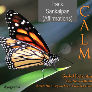 Meditation name: Yoga Nidra Affirmations for CALM