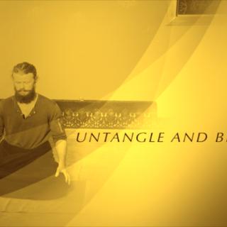 Meditation name: Untangle And Be Free