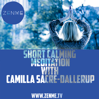 Meditation name: Short Calming Meditation