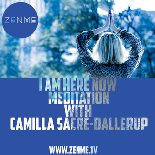 Meditation name: I Am Here Now