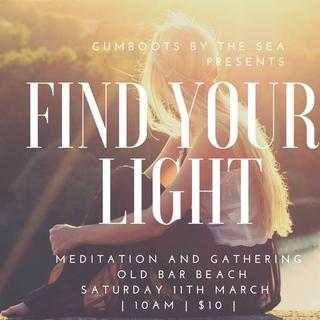 Meditation name: Find Your Light Meditation Top Up