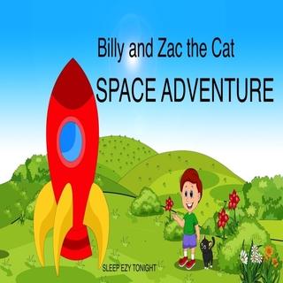 Meditation name: Kids Meditation Story: Billy & Zac the Cat Go to Space