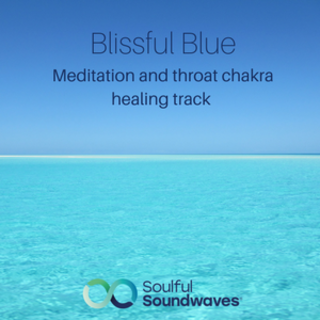 Meditation name: Blissful Blue - Throat Chakra