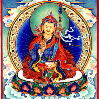 Meditation name: Guru Rinpoche Chant