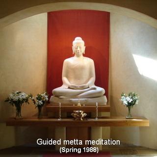 Meditation name: Guided Metta Meditation