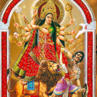 Meditation name: Mahishasura Mardini Stotram