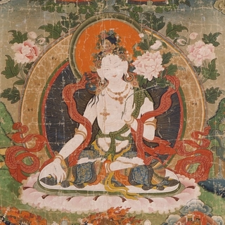 Meditation name: White Tara Mantra