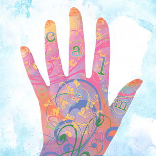 Meditation name: Relaxing the Hand Meditation