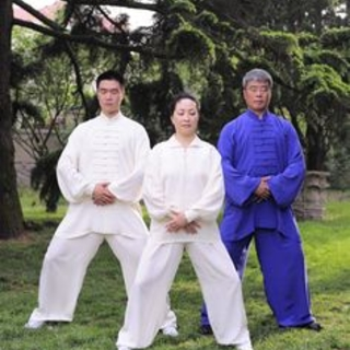 Meditation name: ZhiNeng QiGong: 3 Centers Merge Standing Meditation