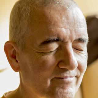 Meditation teacher: Frans van der Horst
