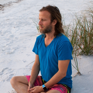 Meditation teacher: Charlie Knoles