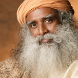 Meditation teacher: Sadhguru