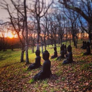 Meditation teacher: Esteban Ruseler
