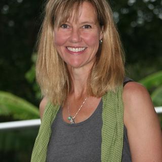 Meditation teacher: Penny McGahey