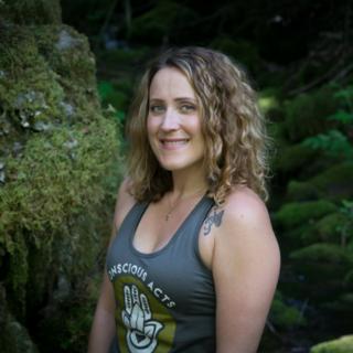 Meditation teacher: Sadie Barr