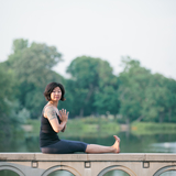 Meditation teacher: Mia Park