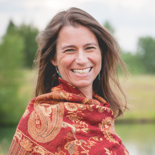 Meditation teacher: Angela Marie Patnode