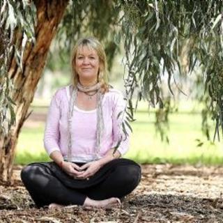 Meditation teacher: Sarah Fletcher