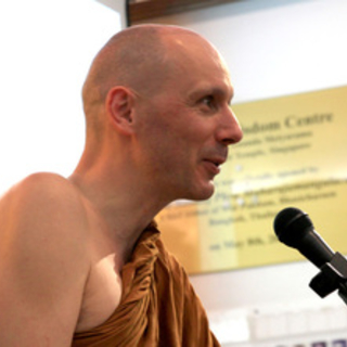 Meditation teacher: Ajahn Dhammasiha