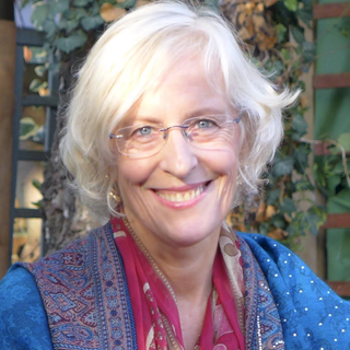 Meditation teacher: Vidyamala Burch
