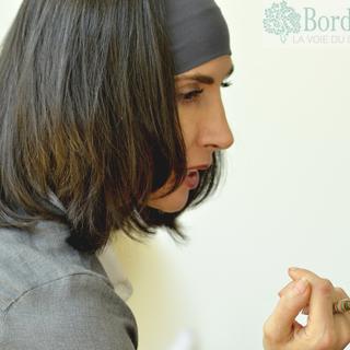 Meditation teacher: Sarina Stone