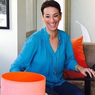 Meditation teacher: Paige Davis