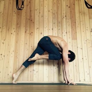 Meditation teacher: Damian Chaparro