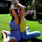 Meditation teacher: Nic & Sam (Aluna Moon)