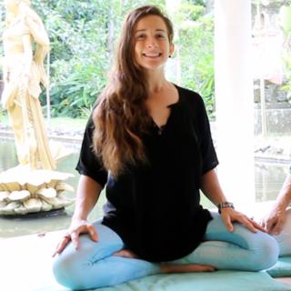 Meditation teacher: Analee Scott Prater
