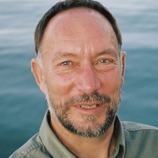 Meditation teacher: Peter Russell