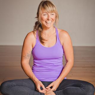 Meditation teacher: Carolyn Anne Budgell