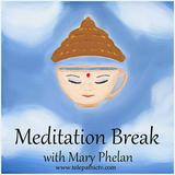 Meditation teacher: Mary Phelan