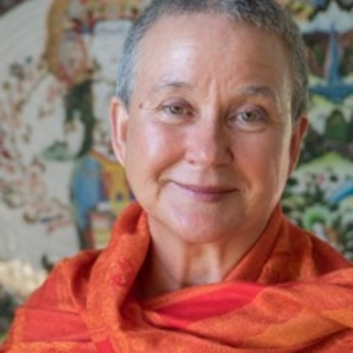 Meditation teacher: Isa Gucciardi