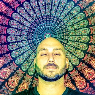 Meditation teacher: Johnny Scifo