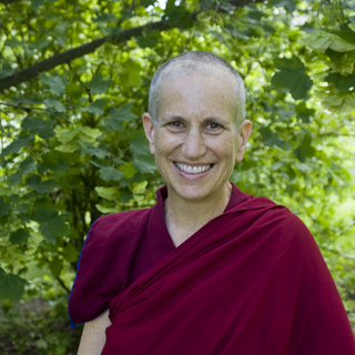 Meditation teacher: Venerable Thubten Chodron
