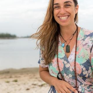 Meditation teacher: Evelyn Stavrinidis