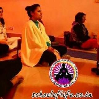 Meditation teacher: School of Life