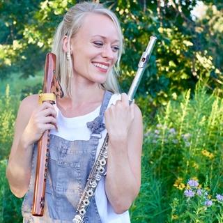 Meditation teacher: Bevani Flute Music
