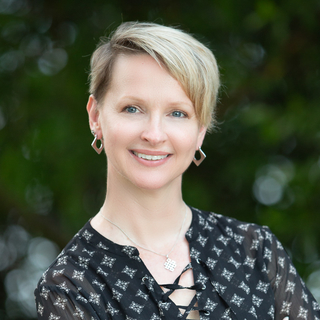 Meditation teacher: Catherine Hodge